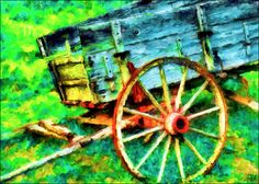 Dennis Fehler - The old wagon