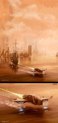 leaving the harbour by Fahrija Velic