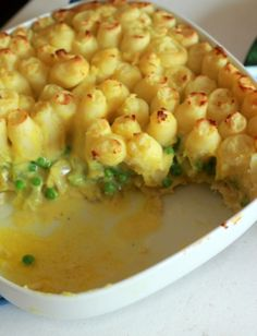 Delicious Fish Pie for Autumn Family meals