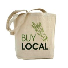send a message with your reusable tote