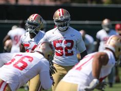 San Francisco 49ers linebacker Patrick Willis leaning toward retirement Patrick Willis #PatrickWillis