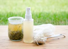How To Make A Herbal Hair Detangler