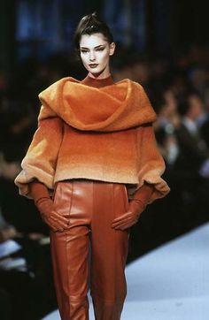 Lanvin by Claude Montana  Fashion Show Vintage & more details