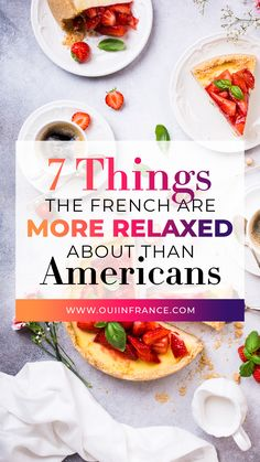 When you think of Americans and the French, who seems more relaxed overall? For me, it's a tossup between France vs. the USA. Here are 7 things the French are more relaxed about than Americans. #cultureshock #Frenchculture #francevsusa Credit: www.shutterstock.com/Iryna Melnyk France Vs, French Lifestyle, Culture Shock, Countries To Visit, French Language, Healthy Living, Travel Europe, Usa, American