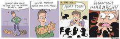 Owww que lindos gatitos... ¡OH WAIT! - Sephko El octavo purrrsajero - El Definido