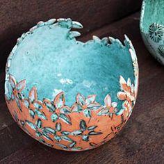 Keramik Teelicht