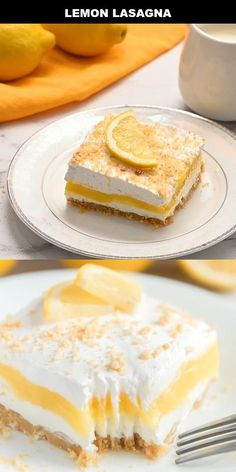 Lemon Desserts, Lemon Recipes, No Bake Desserts, Easy Desserts, Fall Recipes, Baking Recipes, Dog Food Recipes, Dessert Recipes, Lemon Pudding Recipes