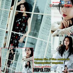 Actress Kim Ji Won models for 'Cosmopolitan' magazine FOLLOW US @ExploreBody #Celebrity #ExploreBody #Korea #Kpop #Hallyu #Kdrama #Drama #TRF4 #NationsLeague #PMQs #FelizMiercoles #CadeAProva https://t.co/dRtaOc8b6o
