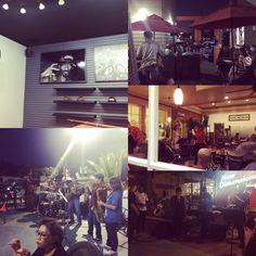 Super gezellig gister avond bij First Fridays Endless Summer in Long Beach. Muziek all over the place, gezellige mensen, lokale creatieve passievolle talenten! You've got to love Cali!