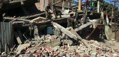Grenze zu Burma: Tote und Verletzte bei Erdbeben in Indien - SPIEGEL ONLINE - Nachrichten - Panorama