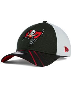 promo code 0f057 af11e New Era Tampa Bay Buccaneers Fade Back Mesh 39THIRTY Cap   Reviews - Sports  Fan Shop By Lids - Men - Macy s
