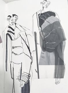 Fashion sketchbook central saint martins alex russo ideas - Fashion sketchbook central saint martins alex russo ideas Informations About Fashion sk - Fashion Portfolio Layout, Fashion Design Sketchbook, Fashion Illustration Sketches, Fashion Sketches, Illustration Art, Fashion Design Illustrations, Dress Sketches, Drawing Fashion, Portfolio Ideas