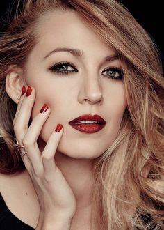 Blake Lively for L'Oréal Paris (China)