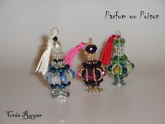 Pattern bijoux: Parfum ou Poison