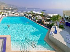 10 Best Hotel Pool Pick: Fairmont in Monte Carlo Need A Vacation, Vacation Trips, Vacation Spots, Fairmont Monte Carlo, Rooftop Pool, Hotel Pool, World Photo, French Riviera, Paisajes