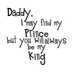daddy's little girl <3