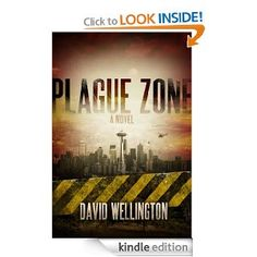 Plague Zone: David Wellington: Amazon.com: Books