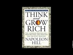 MUST LISTEN* Think And Grow Rich - Napoleon Hill CLEAR FULL AUDIO