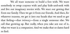 David Levithan, Are We There Yet?