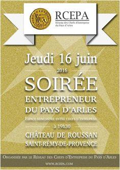 Evenements – Réseau des Chefs d'Entreprise du Pays d'Arles