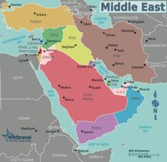 Middle East travel guide - Wikitravel