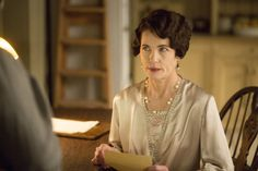 The Consulting Detective | Downton Abbey S6 E3 Pictures