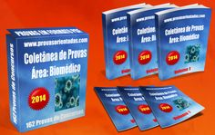 Coletânea Provas para Concursos - Biomedico