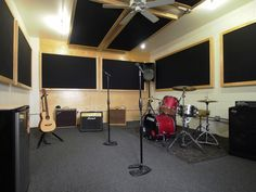 52 Rehearsal Studios Ideas Rehearsal Studios Music Studio Room Music Studio