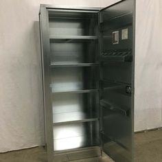 Single Door Steel Storage Cabinet