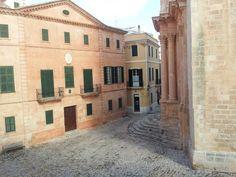 #Ciutadella de #Menorca  Cortesía de:  http://www.facebook.com/EsTastDeNaSilvia