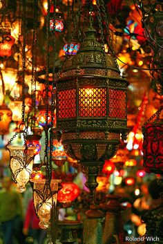 Grand Bazar Istanbul Turkey - Places I'd like to visit.