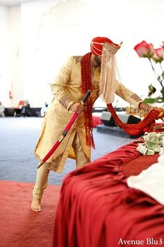 sherwani for the groom