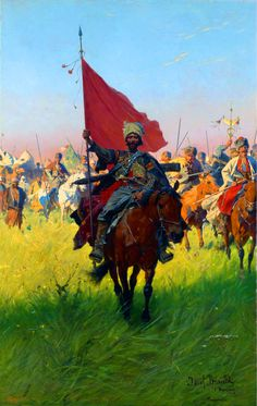 War song of the Cossack