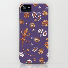 Floral #3 iPhone & iPod Case by Ornaart - $35.00