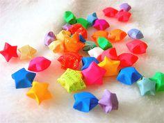 Rainbow of Lucky Stars