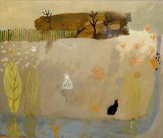 David Pearce Paintings Keeping A Watchful Eye Painting