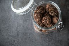 Are You Nuts Chocolate Powerballs