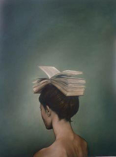 Perfectly Bound by Amy Judd Art on Flickr