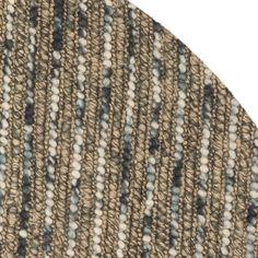 Safavieh Hand-knotted Bohemian Blue/ Multi Hemp Rug (6' Round)