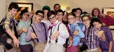 This was when Brent Rivera was with them. Gotta luv ma nerds