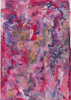 trace it by Piia Myller Paintings, Abstract, Artwork, Design, Summary, Work Of Art, Paint, Auguste Rodin Artwork, Painting Art