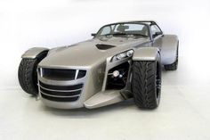 That combination of mass and force should produce accelerations that would put the Donkervoort in the forefront of European sports cars; the GTO will do zero to 60 mph in about 3 seconds, and on to a top speed of 160 mph.
