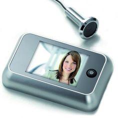 Digital doors viewers, locks & more. Polaroid Film, Phone, Door Viewers, Locks, Om, Workshop, Electric, Gadgets, Studio