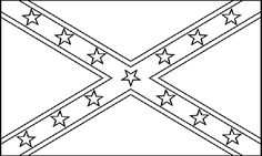 State Flags Coloring Pages Racing