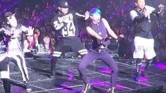 150307✿ XIA 3rd Concert in SEOUL★Out Of Control - 준수 - Junsu - FLOWER