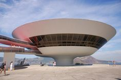 El OVNI de Oscar Niemeyer   Architecture Insights  #architecture #oscarniemeyer Pinned by www.modlar.com