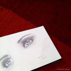 #Ojos #Dibujo #Dibujoalapiz  #Drawing