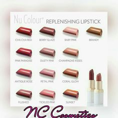 Add the perfect finish to any look with Replenishing Lipstick (Favorite Lipstick Mary Kay) My Beauty, Beauty Care, Beauty Hacks, Nu Skin, Lipstick Colors, Lip Colors, Mary Kay, Red Champagne, Pink Sunset