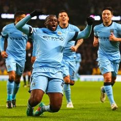 Welcome to Hakeem's Blog: Toure has faith Man City can win title