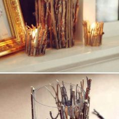 Love candle holders.. Facebook different solutions page